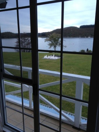 VR Rotorua Lake Resort: view from the room