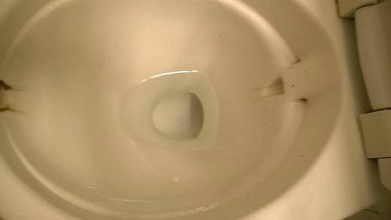 Carrington House Hotel: Worst condition ...