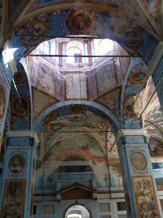 Konevets Island, Rússia: Верхний храм