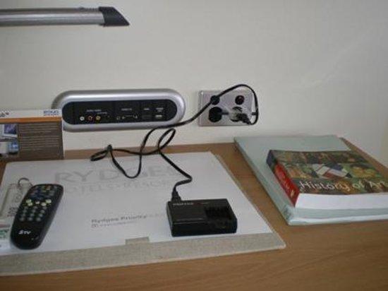 Rydges Plaza Cairns: インターネット設備も完備