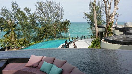 Pullman Phuket Arcadia Naithon Beach : lobby