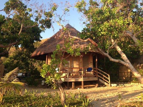 Cashew Grove Beach Resort : Beach cottage