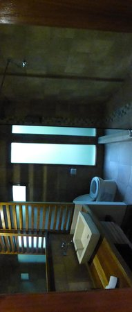 Itamandi EcoLodge : Clean and nicely designed bathroom.