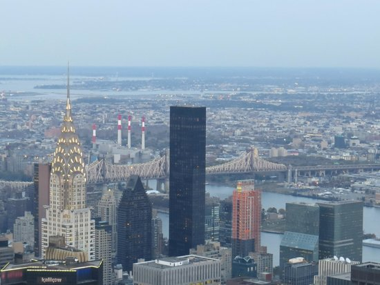 Crysler from Empire State Building