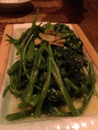 Nuage : Water spinach
