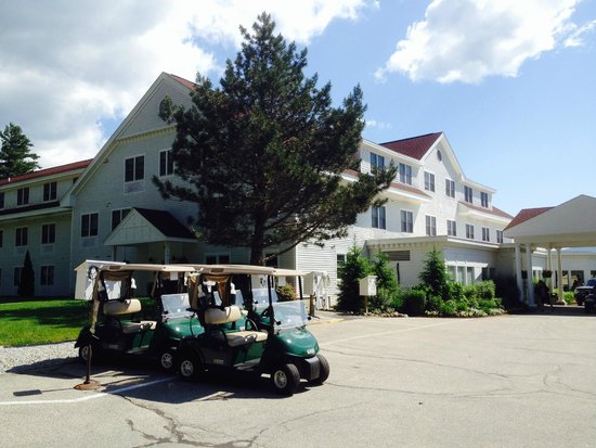 White Mountain Hotel and Resort: White mountain hotel and golf resort