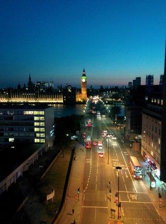Park Plaza Westminster Bridge London: Room View
