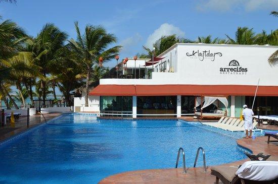 El Dorado Sensimar Riviera Maya: One pool