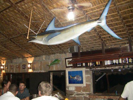 Rancho Leonero Resort : Bar area