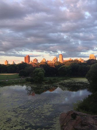 Central Park Sunset Tours: Central Park
