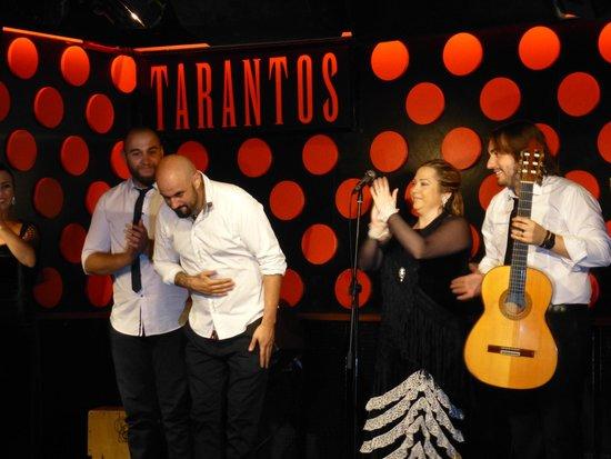 Los Tarantos : артисты