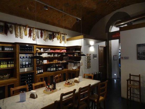 Antica Macelleria Falorni: 'Flagstore' Macelleria Falorni a Firenze