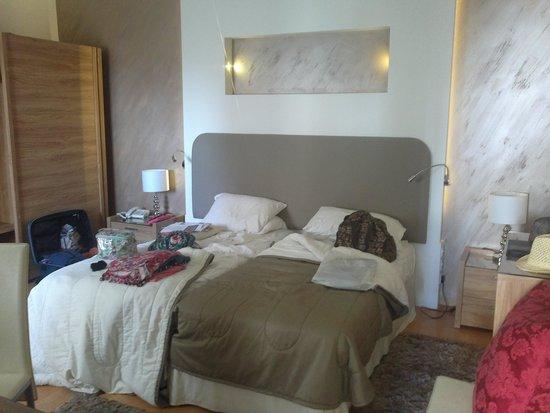 Osborne Hotel: Bedroom