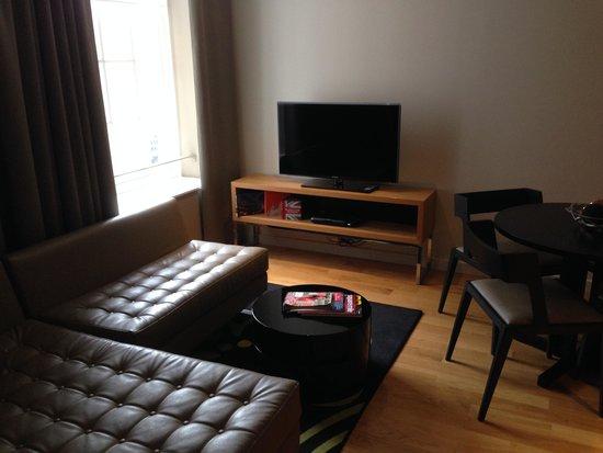 Apex Temple Court Hotel: Suite 3
