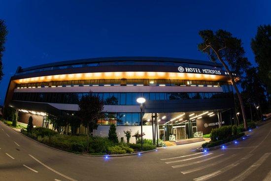 Photo of Hotel Metropolis Bistrita