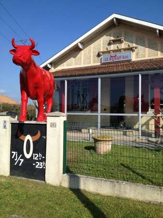 Restaurant Boeuf Marin St Andre De