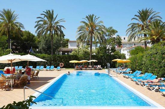 Hotel Luxor: pool