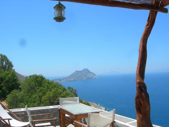 Pano Gitonia: view