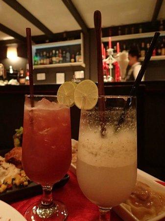 DeDos : drinks