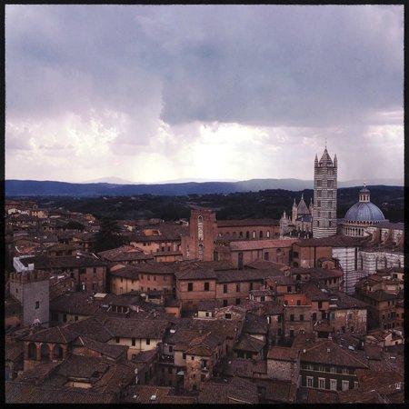 Torre del Mangia: Vue depuis la Torre des Mangia