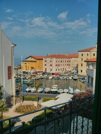 Hotel Tartini: View from Room