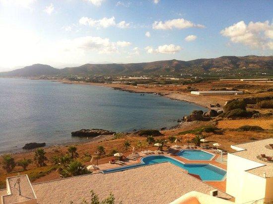 Balos Beach : vista dalla camera