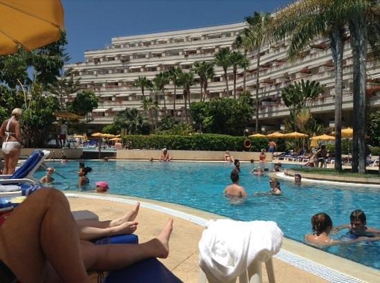 Spring Arona Gran Hotel : piscine