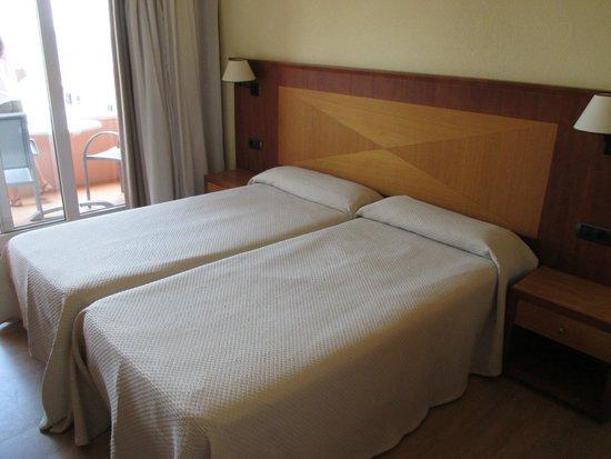 Hotel THB Gran Playa: Habitación