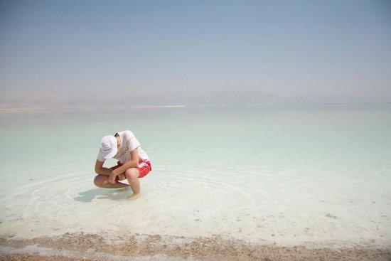 Ein Gedi Spa : в воду без тапок не заходите!
