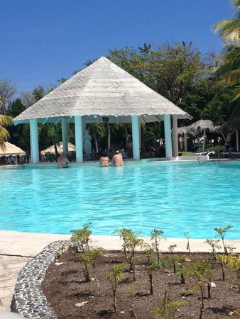 Paradisus Rio de Oro Resort & Spa: Pool ba