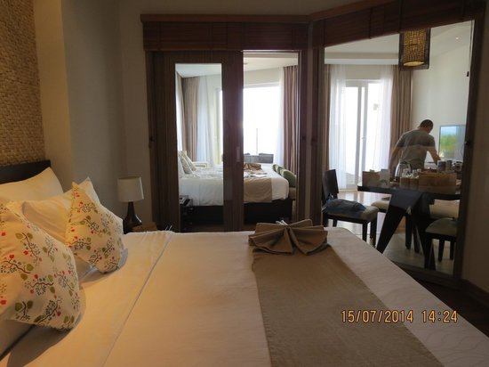 The Cliff Resort & Residences: Studio room , 2 beds for 4 people