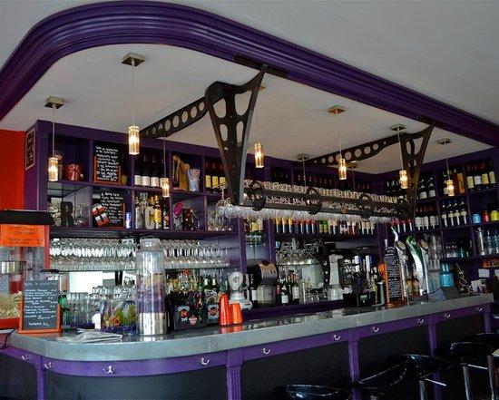Le Rendez-vous des Halles : Le Bar