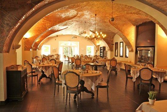 Hotel la Robéyère : Restaurant