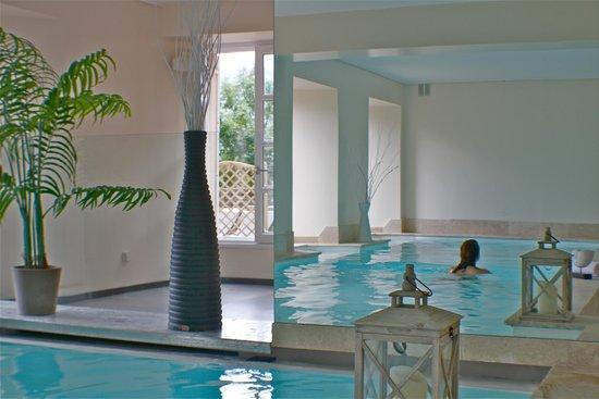 Entr e picture of hotel la robeyere embrun tripadvisor for Piscine embrun