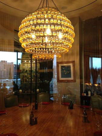 InterContinental Boston : The private room at Miel