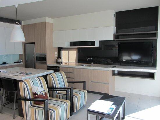 Seahaven Noosa : Kitchen