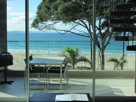 Seahaven Noosa: Balcony view