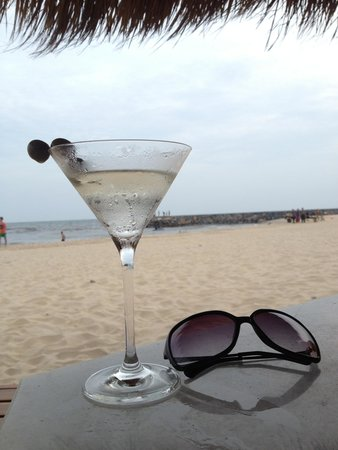 The Cliff Resort Residences Martini On The Beach