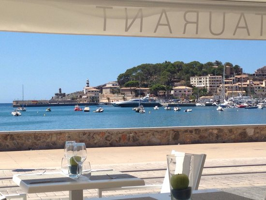 Nunu Restaurant: Buena vista