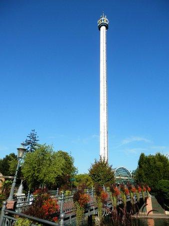 Parque Europa: Tour d'observation du parc panoramique