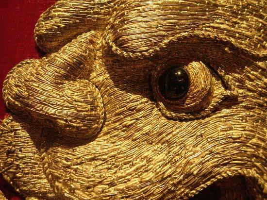 Imperial Treasury of Vienna: Золотое шитье