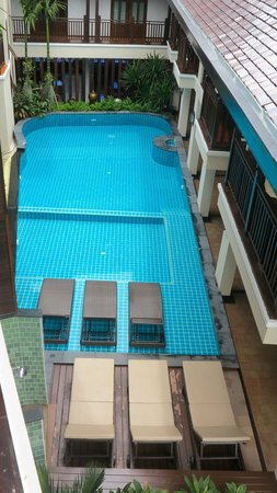 Viang Thapae Resort: Pool