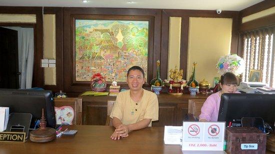 Viang Thapae Resort: General Manager