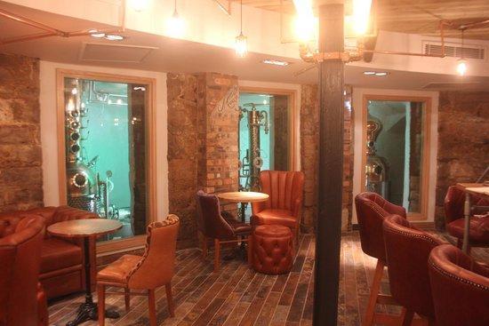 Photo of Distillery Edinburgh Gin Distillery at 1a Rutland Place, Edinburgh EH1 2AD, United Kingdom