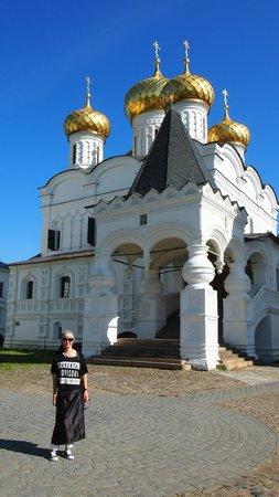 Monastery of st Ipaty: Temple