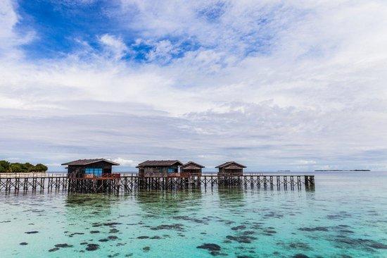 Pom Pom Island Resort & Spa : 房间外观