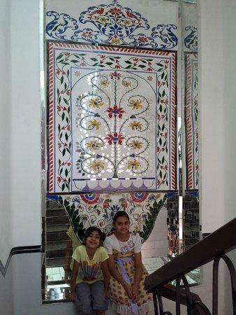 Hotel Mahendra Prakash : Hall