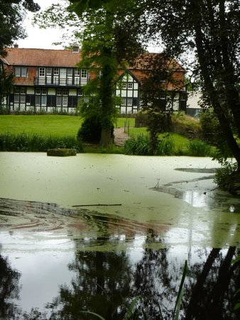 Le Chat Noir : Hooge Crater (Hotel Grounds)