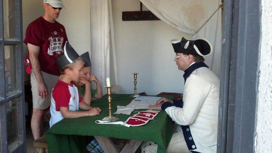 Fort Ticonderoga : Family programs