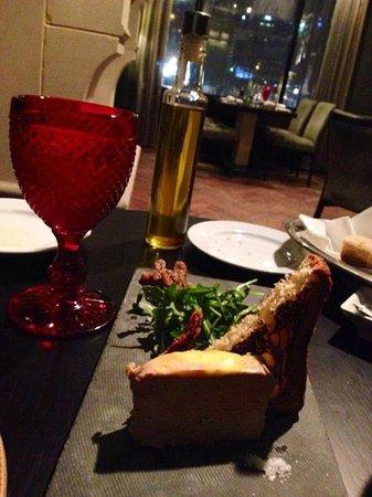 Osco! Restaurant : Osco - foie
